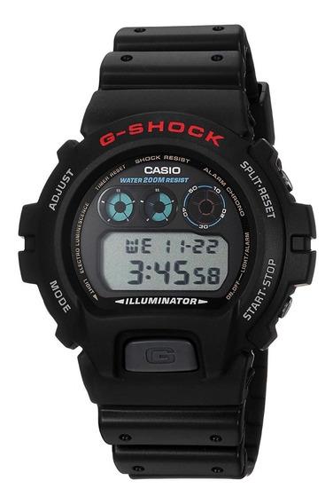 Relógio Casio Masculino G-shock Dw-6900-1vdr + Brinde