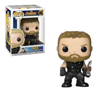 Thor Funko Pop #286 Avengers Infinite War