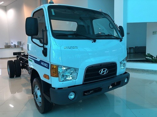 Hyundai Hd 80 ( 2018/2019 ) Okm Por R$ 106.899,99