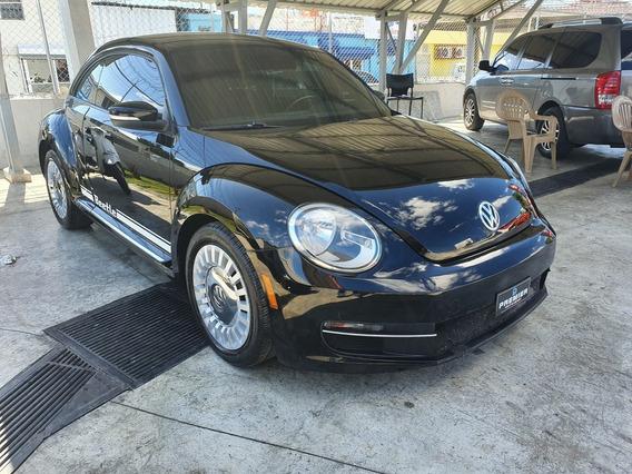 Volkswagen Beetle 2012 Recién Importado Semi Nuevo