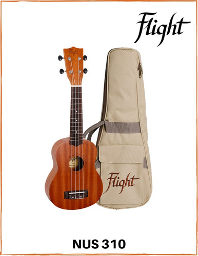 Ukelele Soprano Flight Nus 310