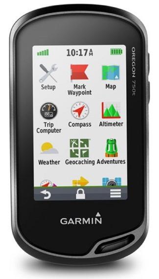 Garmin Oregon 750t Com Câmera Digital