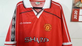 2 Camisa De Futebol Manchester E Boca Junior