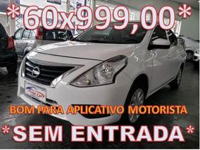 Nissan Versa 1.0 12v Conforto 4p Aplicativo Uber