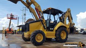 Retroexcavadora Cat 420e Año 2012 Seminueva 4x4 Y Kit