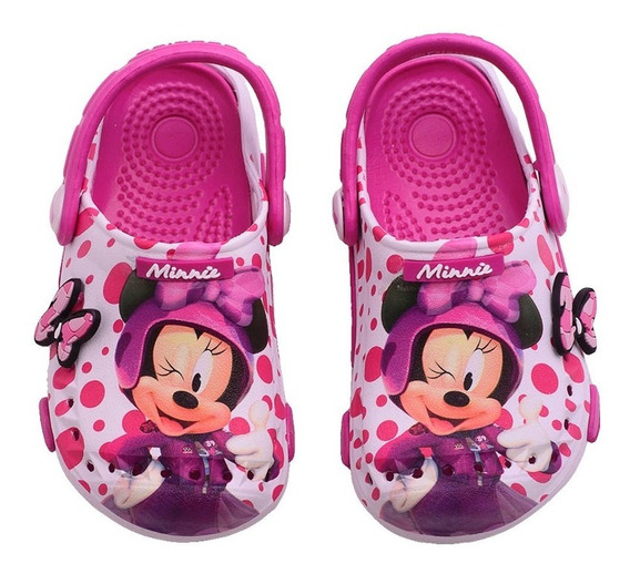 Zuecos Addnice Minnie Dots-s4mase01a- Open Sports