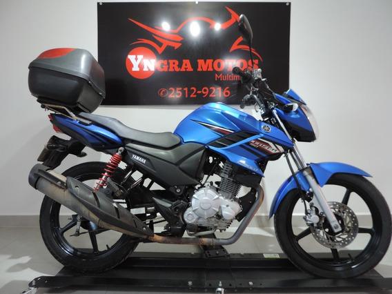 Yamaha Ys 150 Sed Fazer Flex 2015
