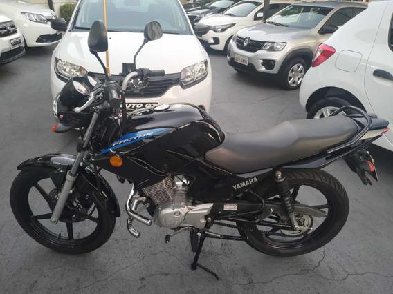 Yamaha Factor 125 Ano 2016 Km 4.200