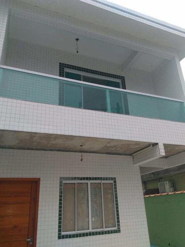 Casa Com 2 Dorms, Esplanada Dos Barreiros, São Vicente - R$ 200 Mil, Cod: 1222 - V1222