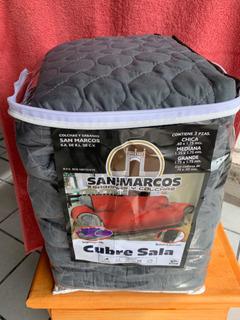 Cubre Sala Cubresillon Tapa Facil De Colocar.