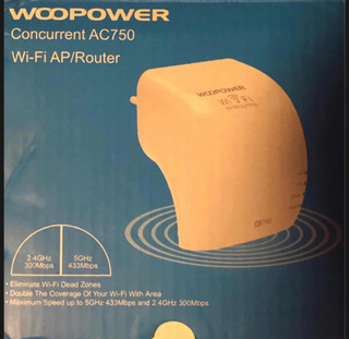 Wi-fi Ap/router Ac750