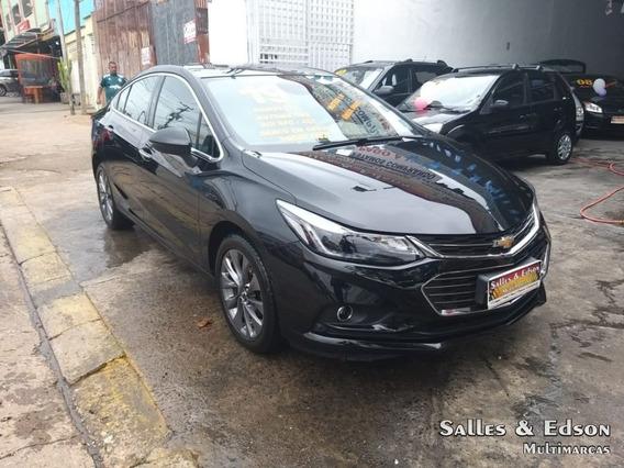 Chevrolet Cruze 1.4 Ltz Ii Turbo Aut. 4p Top De Linha 2018/2