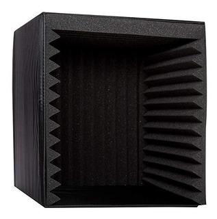 Pyle Psib27 Cabina Grabación Sonido Cubo Filtrante Estudio