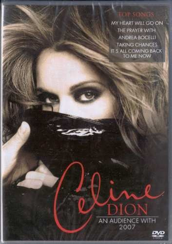 Celine Dion -an Audience With 2007 Dvd Original Lacrado Raro