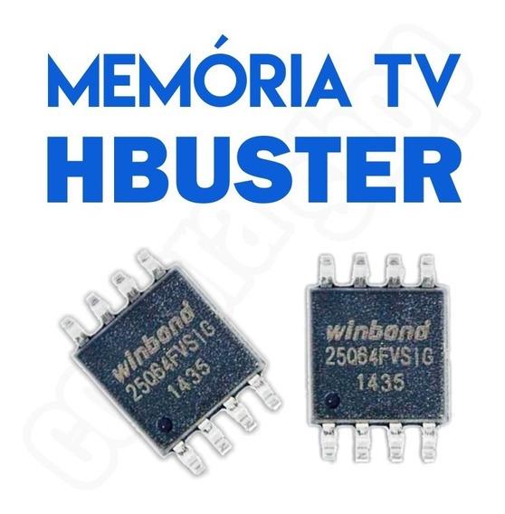 Memoria Flash Tv Hbuster Hbtv-42l05fd U205 Tela Lw5