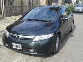 Honda Civic 1.8 Exs Mt Full Full Titular Papeles Al Dia!!