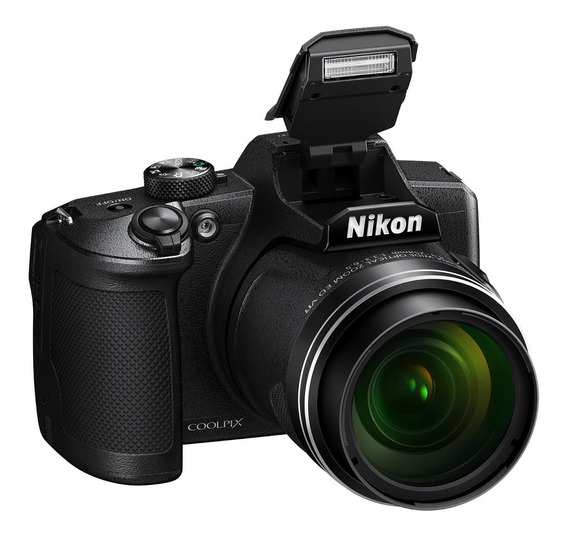 Camara Nikon Coolpix B600 60x 16mp Full Hd Vr Wifi Bluetooth