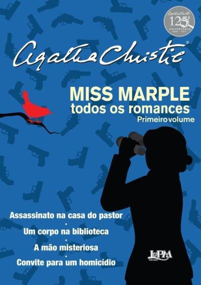 Miss Marple - Todos Os Romances - Vol 1