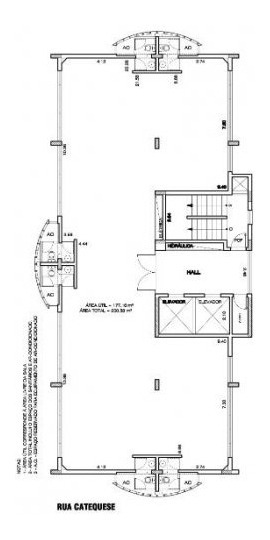 Sala Comercial Em Condomínio No Bairro Vila Guiomar - 9513gi