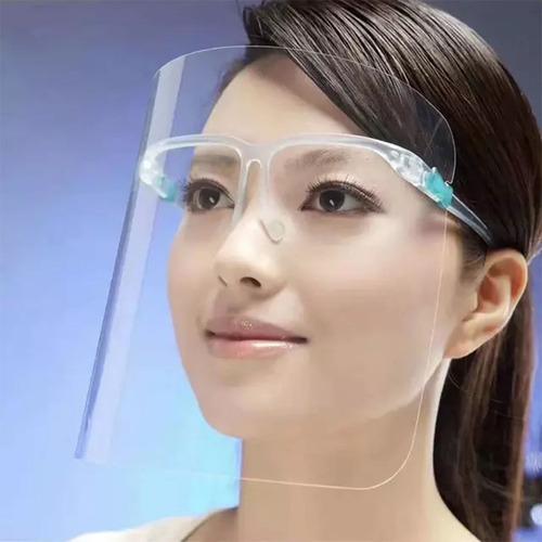 Careta De Protección Facial De Pet