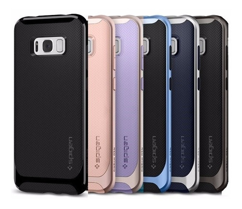 Capa Spigen Neo Hybrid Para Galaxy S8 Plus 100% Original