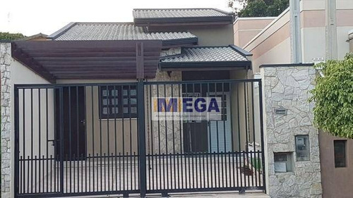 Imagem 1 de 19 de Casa Com 2 Dormitórios À Venda, 86 M² Por R$ 425.000,00 - Jardim Novo Campos Elíseos - Campinas/sp - Ca2361