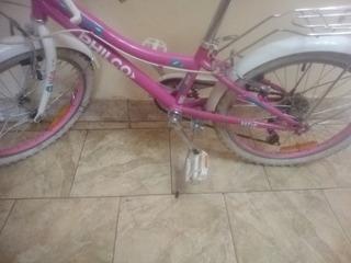 Bicicleta Rodado 20 Marca Philco Patio
