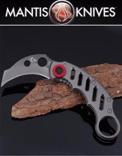Faca Canivete Karambit Mantis Knives Mk-2 -faca De Combate