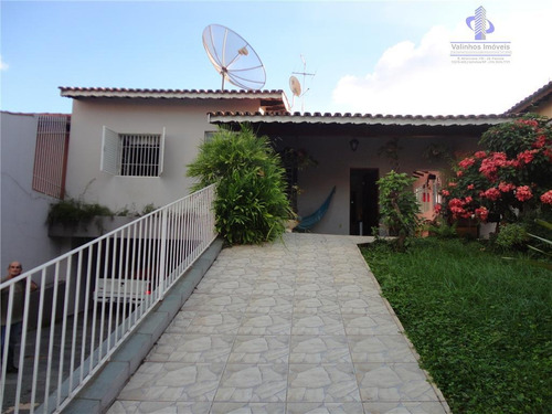 Casa Residencial À Venda, Jardim Panorama, Valinhos. - Ca0524