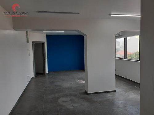 Imagem 1 de 13 de Sala Comercial Para Locacao - L-4825