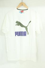 Camiseta Puma Vintage Logo Tee - Original