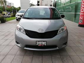 Toyota Sienna 3.5 Ce At Certificada