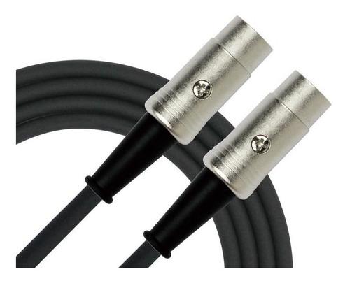 Kirlin Md561 Cable Midi Midi 90 Cm Ficha Metalica
