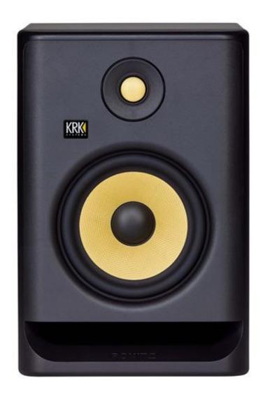 Monitores Krk Rokit Rp 8 G4 Bivolt Lançamento Par+novo