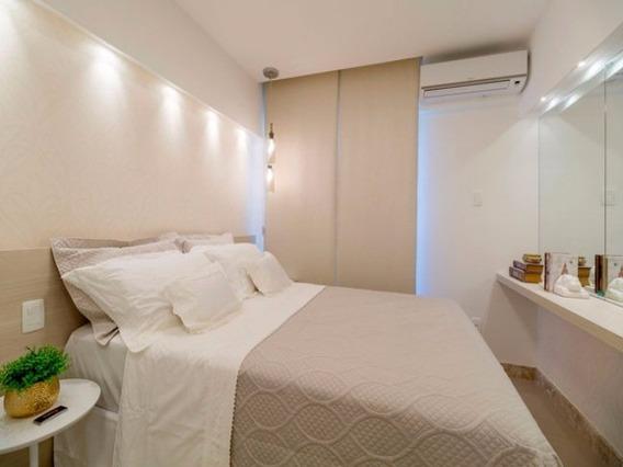 Apartamento No Ondina Ocean Quarto Suite 39,38m2 - Uni124 - 4830778