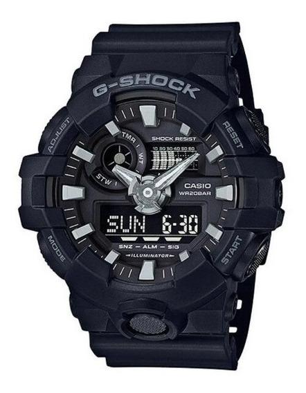 Relógio Masculino G-shock Ga-700-1bdr Original