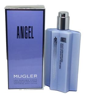 Creme Hidratante Angel 200ml / 100% Original+ Amostra