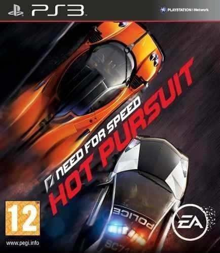 Need For Speed Hot Pursuit - Playstation 3 - Jogos Ps3 Psn