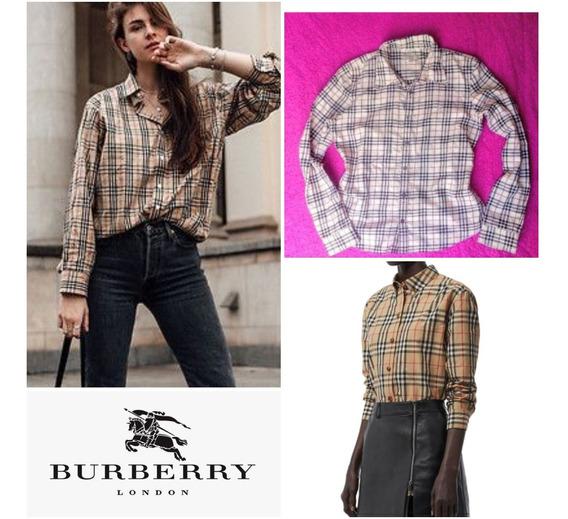 Blusa Burberry Original