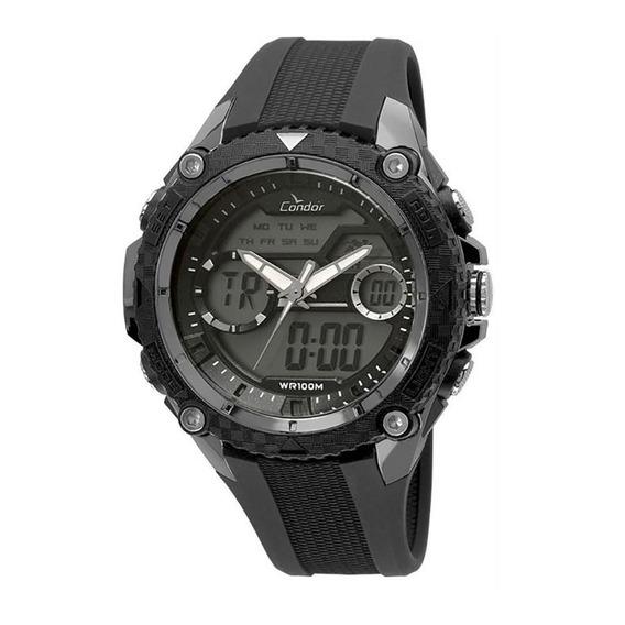 Relógio Masculino Condor Analógico Digital Coad1146ab/8p