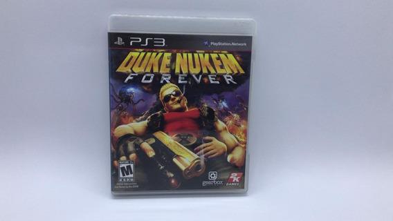 Duke Nukem Forever - Midia Fisica Cd Original - Ps3