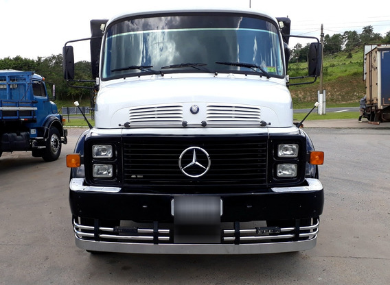 Mercedes-benz 1518 Graneleiro Reduzido 1987