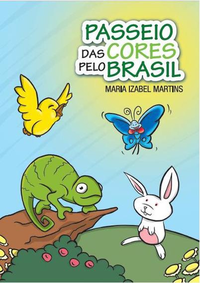 Passeio Das Cores Pelo Brasil, Livros, Literatura Infantil