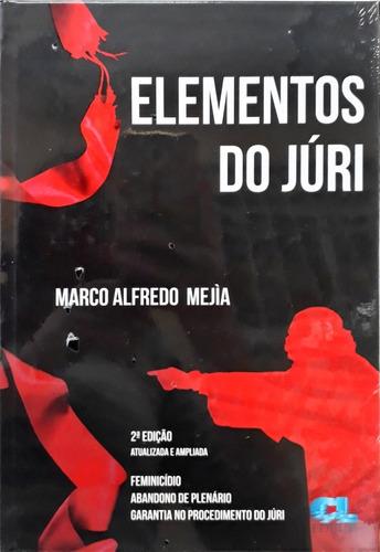 Imagem 1 de 1 de Elementos Do Júri (2020)