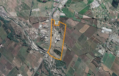 Costado Oriente Ruta 5 Sur - Sector Sur
