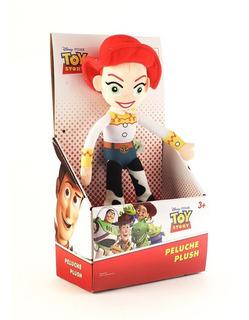 Toy Story Peluche Plush De Jessie 30cm Jugueteria El Pehuen