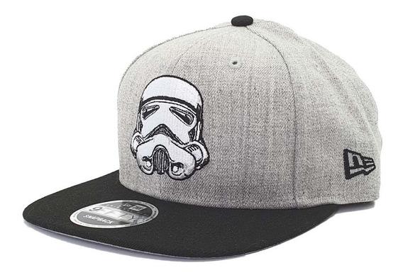 Gorra Stormtrooper Star Wars New Era Gris