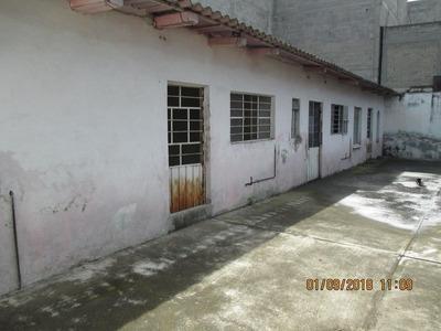 Casa Rústica Como Bodega, Almacen, Estacionamiento, Oficinas, Xalostoc