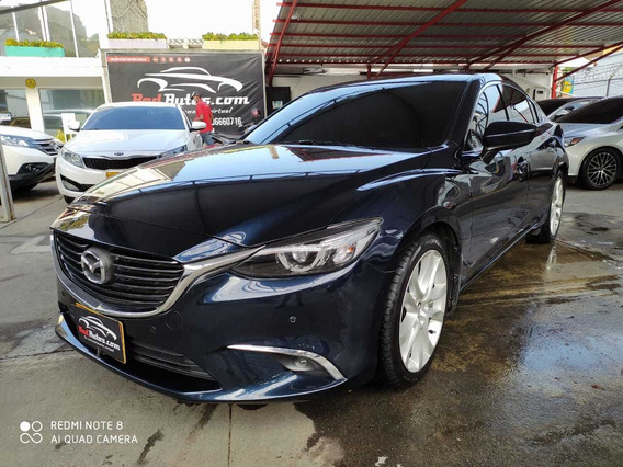 Mazda 6 2016 Grand Touring Lx Tp 2500cc 6ab Ct Tc