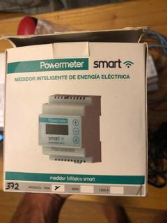 Medidor De Consumo Eléctrico Trifásico Wifi. Powermeter